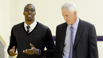 "Lakers G.M.: Trading Howard ""Not Realistic"""