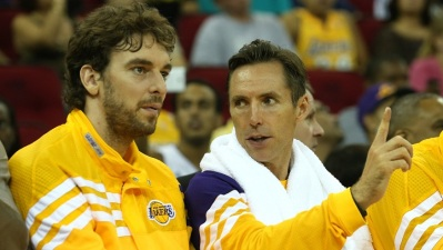 Steve Nash Back: May Play Saturday