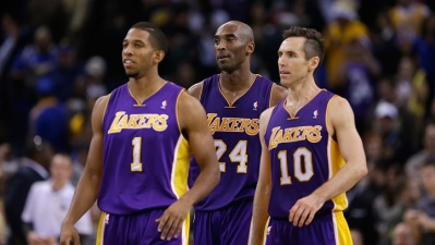 With Kobe Out, Lakers Need to Add Point Guard