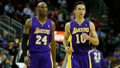 "Steve Nash Won't Retire: ""I Want The Money"""