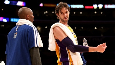 Lakers Expect Bryant, Gasol Back Friday