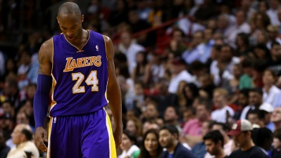 Lakers Practice: Kobe's Slump, Clippers, All-Star Weekend