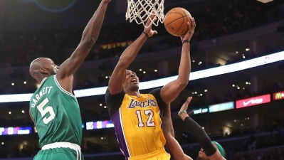 In Honor Of Dr. Buss, Lakers Destroy Celtics