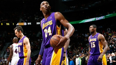 Kobe Bryant's Ankle Injury Leaves Lakers Limping