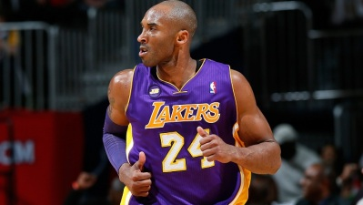 No Kobe Bryant for Lakers Against Suns