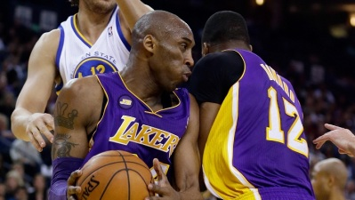 Kobe Bryant Talks Publicly About Dwight Leaving