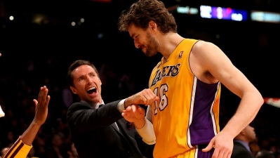 Steve Nash's Season Also Over