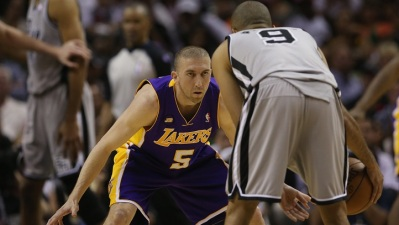 Nash, Blake, Meeks Latest Lame Lakers