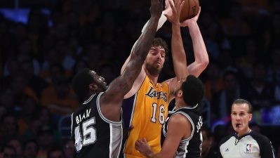 Lakers-Spurs: Game 4