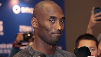 Kobe Bryant Practices With Lakers on Saturday