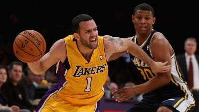 Jordan Farmar Out 4 Weeks