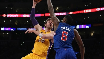 Lakers Shootaround Report: Clippers Tonight
