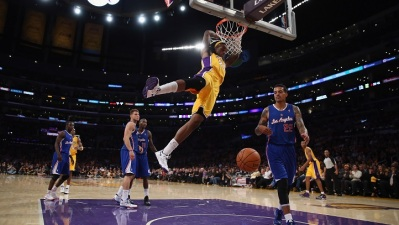 Lakers-Clippers: Shootaround Report