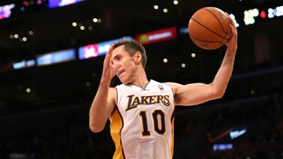 Nash Not Done, Lakers Win By Losing