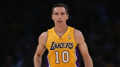 Steve Nash Explains Hopes, Talks Salary