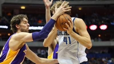 Lakers: Pau Gasol Probable Vs. Cavs