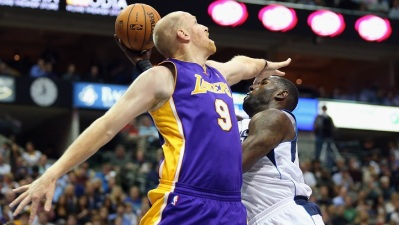 Kaman Gets Start Against Howard, Rockets