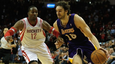 Another Date With Dwight: Lakers at Rockets