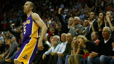 Steve Blake Traded To Warriors