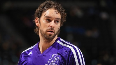 Pau Gasol Out Injured For One Week