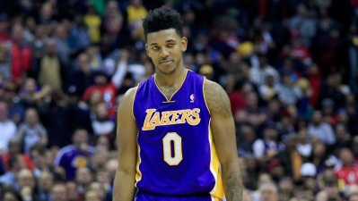 Lakers in Detroit, Nick Young Wins With Defense