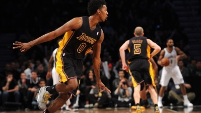 Lakers Blow 27-Point Lead, Still Beat Nets