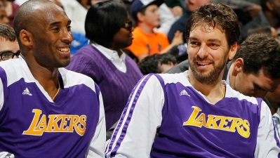 Pau Gasol Set To Miss 2 Weeks