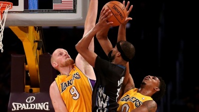 Lakers Host Jazz After Long Week