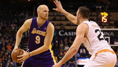 Updated - Lakers at Kings: Gasol Out