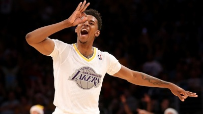 Lakers Nick Young Out Against Pacers