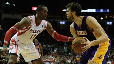 Lakers Lose To Rockets