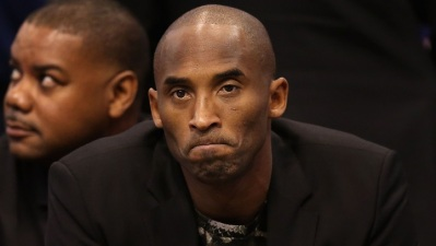 Official: Kobe Bryant Out For Season