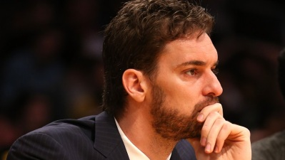 "Pau Gasol Talks ""Last Day"" With Lakers"