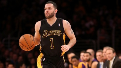 Lakers Practice: Young Close, Farmar Injured