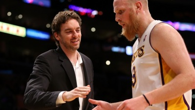 "Pau Gasol Speaks About ""Scary"" Sickness"