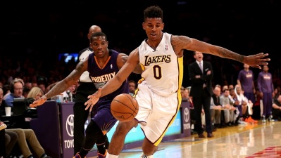 Lakers End Bad Season on Good Note