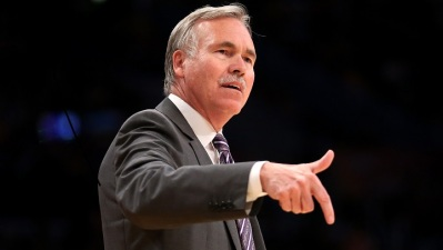 Lakers Announce Resignation of Mike D'Antoni