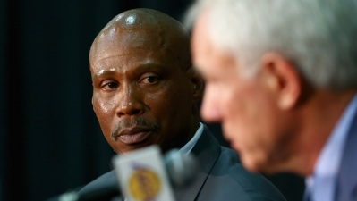 Byron Scott Reveals Lakers Coaching Staff