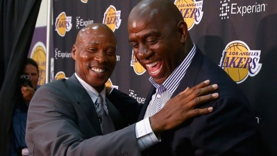 Lakers Pin Down Byron Scott's Staff