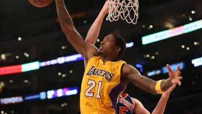 Lakers Forward Ed Davis' Efficiency
