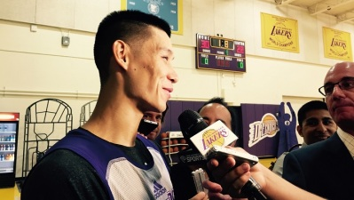 "Jeremy Lin Not Feeling ""Swaggy"""
