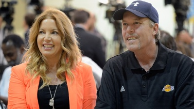 Lakers Add Jeanie Buss To Melo Pitch