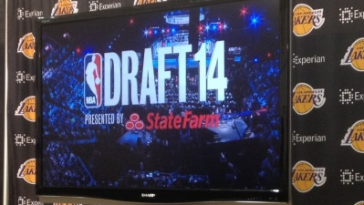 Lakers Select Randle in 2014 NBA Draft
