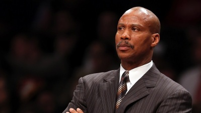 Byron Scott Coaching Lakers