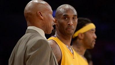 Less Minute For Kobe Next Season