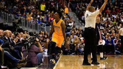 Lakers Practice Report: Jan 8