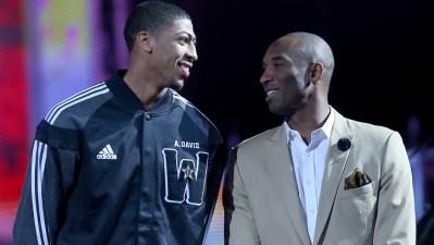 Kobe Bryant Back: Lakers at Pelicans