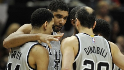 Lakers Face Spurs in San Antonio