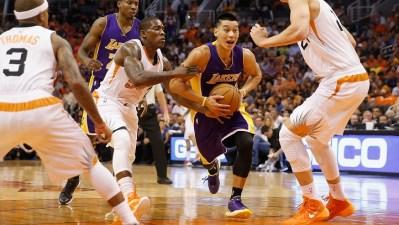 Kobe Bryant Sitting Vs. Suns