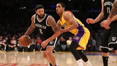 Nets Cut Down Lakers 107-99